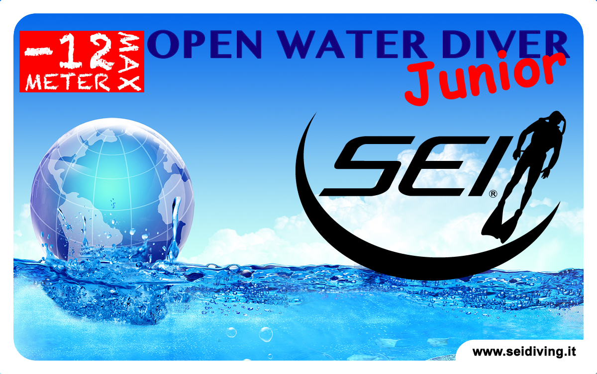 Open Water Diver Junior