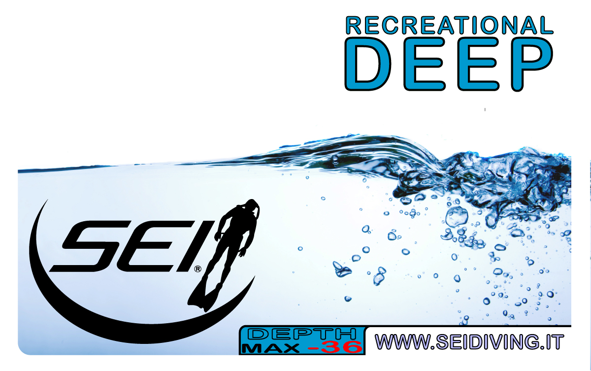 Recreational Deep Diver