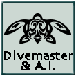 Divemastered Assistant Instructors.